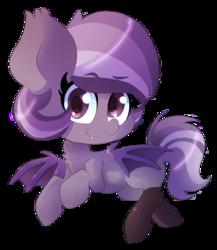 Size: 833x958 | Tagged: safe, artist:blazemizu, oc, oc only, oc:iris, bat pony, pony, clothes, female, simple background, socks, solo, transparent background