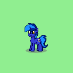 Size: 360x360   Tagged: safe, oc, oc only, oc:free form, pony town, amber eyes, cute, shadhavar