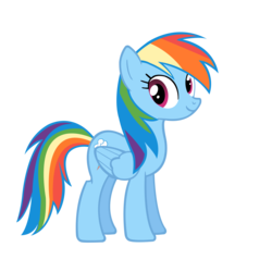 Size: 3000x3000 | Tagged: artist:vexorb, rainbow dash, safe, simple background, smiling, solo, transparent background, vector