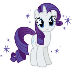 Size: 4016x3920 | Tagged: safe, artist:meganlovesangrybirds, rarity, c:, cute, female, glow, looking at you, raribetes, simple background, smiling, solo, sparkles, transparent background, vector