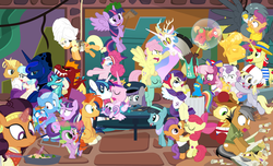 "Size: 1500x912 | Tagged: 28 pranks later, a hearth's warming tail, alicorn, angel rarity, angry, apple bloom, applejack, applejack's ""day"" off, artist:dm29, backwards cutie mark, basket, basketball, bathrobe, beach chair, big macintosh, bloodstone scepter, body pillow, bottomless, boulder (pet), braeburn, broom, bubble, buckball, buckball season, changeling, cheerilee, cheerileeder, cheerleader, clothes, coco pommel, cold, cookie zombie, couch, cracked armor, crossing the memes, crystal hoof, cutie mark, dancing, daring do, derpy hooves, devil rarity, discord, discord's celestia face, disguise, disguised changeling, dragon, dragon lord spike, dungeons and discords, emble, female, filly, first half of season 6, flam, flim, flim flam brothers, flutter brutter, fluttershy, gabby, garble, garble's hugs, gauntlet of fire, gladmane, gordon ramsay, griffon, handkerchief, hat, hearth's warming, hiatus, hug, jewelry, magic bubble, male, mane six, maud pie, meme, menu, newbie dash, no second prances, now you're thinking with portals, on your marks, opposite fluttershy, partial nudity, pinkie pie, pinktails pie, pony, portal, present, princess cadance, princess celestia, princess ember, princess flurry heart, princess luna, quibble pants, rainbow dash, rainbow trash, rarity, safe, safety goggles, saffron masala, scootaloo, scroll, shining armor, shipping, sick, snowfall frost, speed racer, spice up your life, spike, spirit of hearth's warming yet to come, starlight glimmer, straight, stranger than fan fiction, sunburst, sweeping, sweepsweepsweep, sweetie belle, tenderbloom, tender taps, the cart before the ponies, the cmc's cutie marks, the crystalling, the fault in our cutie marks, the gift of the maud pie, the meme continues, the saddle row review, the story so far of season 6, the times they are a changeling, this isn't even my final form, thorax, tiara, tissue, toolbelt, top hat, towel, trash can, trixie, twilight sparkle, twilight sparkle (alicorn), twilight sweeple, viva las pegasus, wall of tags, wonderbolts uniform, zephyr breeze, zombie"