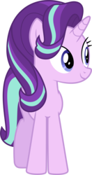 Size: 3001x5686 | Tagged: safe, artist:deratrox, starlight glimmer, no second prances, .svg available, absurd resolution, happy, simple background, solo, transparent background, vector
