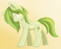 Size: 1024x826 | Tagged: safe, artist:dusthiel, oc, oc only, oc:dust wind, earth pony, pony, colored pupils, female, gradient background, mare, solo