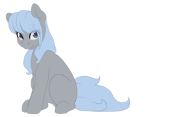 Size: 1280x858   Tagged: safe, artist:rue-willings, oc, oc only, oc:bubblepop, earth pony, pony, female, mare, simple background, smiling, solo, transparent background