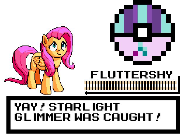 1345739 Artist Mega Poneo Fluttershy Game Over Megaman