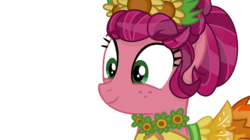 Size: 1280x716 | Tagged: safe, artist:yaycelestia0331, gloriosa daisy, equestria girls, clothes, equestria girls ponified, ponified, simple background, solo, transparent background