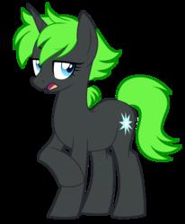 Size: 1406x1706 | Tagged: safe, artist:azure-art-wave, oc, oc only, oc:dawn, pony, unicorn, female, mare, simple background, solo, transparent background