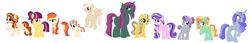 Size: 3728x640 | Tagged: safe, artist:ficklepickle9421, oc, oc only, oc:amberwish, oc:apollo, oc:arctic shatter, oc:athens, oc:daybreak, oc:fire ruby, oc:maple butter, oc:paisley, oc:sundance, oc:topaz dazzle, oc:winter lily, alicorn, earth pony, pegasus, pony, unicorn, adopted offspring, alicorn oc, base used, line-up, magical lesbian spawn, offspring, parent:applejack, parent:babs seed, parent:bulk biceps, parent:coloratura, parent:fancypants, parent:flash sentry, parent:fluttershy, parent:maud pie, parent:oc:snowdrop, parent:princess luna, parent:rainbow dash, parent:rarity, parent:soarin', parent:sunset shimmer, parent:tree hugger, parent:twilight sparkle, parent:zephyr breeze, parents:canon x oc, parents:flashimmer, parents:flashlight, parents:flutterbulk, parents:rarajack, parents:rarimaud, parents:raripants, parents:soarindash, parents:zephyrhugger