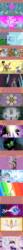 Size: 640x6853 | Tagged: safe, artist:alphamonouryuuken, edit, edited screencap, idw, screencap, chancellor puddinghead, commander hurricane, discord, flash magnus, fluttershy, king sombra, lord tirek, meadowbrook, mistmane, nightmare moon, pony of shadows, princess celestia, princess luna, rainbow dash, rockhoof, scorpan, somnambula, spike, star swirl the bearded, starlight glimmer, sunburst, twilight sparkle, alicorn, dragon, pony, windigo, a hearth's warming tail, friendship is magic, princess twilight sparkle (episode), shadow play, twilight's kingdom, banishment, big crown thingy, elements of harmony, equestrian history, female, fire of friendship, history, jewelry, male, mare, pillars of equestria, regalia, stallion, timeline, twilight sparkle (alicorn)