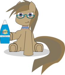 Size: 1229x1404 | Tagged: safe, artist:planetkiller, derpibooru exclusive, oc, oc only, oc:dawnsong, earth pony, pony, dawn, glasses, looking at you, simple background, sitting, solo, transparent background