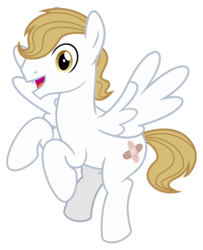 Size: 2600x3200 | Tagged: artist:cheezedoodle96, flying, male, medic, paramedic, pegasus, pj, pony, safe, simple background, solo, stallion, svg, .svg available, transparent background, vector