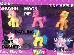 Size: 500x375 | Tagged: alternate mane 6, bootleg, safe, toy
