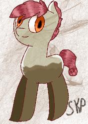 Size: 400x564   Tagged: safe, artist:sketchpon, oc, oc only, oc:coke pony, drink pony, food pony, original species, pony, coke, drink, ponified, soda