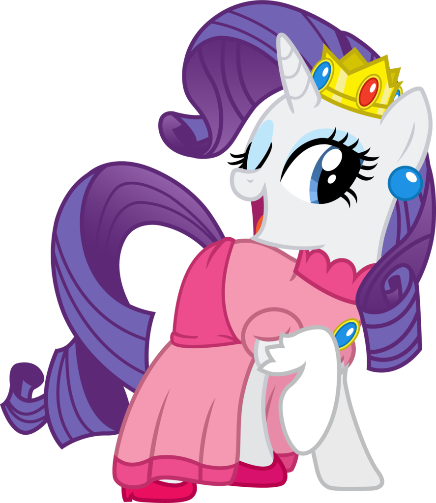 Картинки рарити принцессы