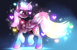 Size: 2722x1786 | Tagged: alicorn, artist:not-ordinary-pony, my little pony: the movie, pony, safe, smiling, solo, the art of my little pony: the movie, twilight sparkle, twilight sparkle (alicorn)