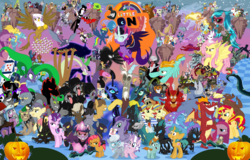 Size: 5999x3845 | Tagged: accord, adagio dazzle, ahuizotl, alicorn, alicorn amulet, angel bunny, anger magic, antagonist, applejack, aria blaze, arimaspi, artist:hooon, babs seed, bat pony, bee, big boy the cloud gremlin, big cat, black vine, bugbear, bulk biceps, cape, cat, cerberus, changeling, changeling queen, chaos is magic, cheetah, clothes, cloud gremlins, clump, cockatrice, cragadile, crocodile, dandy grandeur, daybreaker, diamond dog, diamond tiara, discord, doctor caballeron, draconequus, dragon, dumbbell, earth pony, equestria girls, equestria girls ponified, equestria's monster girls, evil pie hater dash, fido, filthy rich, flam, flash bee, flim, flim flam brothers, flim flam miracle curative tonic, floating island, flutterbat, fluttershy, fruit bat, fume, gaea everfree, garble, giant spider, gilda, gloriosa daisy, granny smith, greed spike, griffon, grubber, halloween, hard hat, hard hat (character), hat, headless, headless horse, holiday, hoops, hydra, idw, ira, iron will, jack-o-lantern, jet set, juniper montage, king sombra, king timber wolf, lightning dust, lord tirek, lynx, magic, mane six, manticore, midnight sparkle, minotaur, multiple heads, mustachioed apple, my little pony: the movie, nightmare moon, nightmare rarity, oc, oc:kydose, olden pony, panther, parasprite, pegasus, pharynx, pinkamena diane pie, pinkie pie, ponies of dark water, ponified, pony, pony of shadows, prince blueblood, prince rutherford, principal abacus cinch, professor flintheart, pumpkin, quarray eel, quarterback, queen bee, queen chrysalis, rabia, race swap, radiant hope, rainbow dash, rarity, rover, runt the cloud gremlin, safe, sci-twi, score, secrets and pies, shadowbolts, shadow lock, silver spoon, siren, smooze, snails, snips, snips and snails, snowbutt mctwinkles, sonata dusk, spear (dragon), sphinx, sphinx (character), sphinx oc, spike, spikezilla, spoiled rich, spot, squizard, staff, staff of sacanas, starlight glimmer, storm king, street rat, stygian, sunset shimmer, suri polomare, svengallop, tantabus, tatzlwurm, teenaged dragon, tempest shadow, the dazzlings, three heads, tiger, timber wolf, trixie, trixie's cape, trixie's hat, twilight sparkle, twilight sparkle (alicorn), umbrum, unicorn, upper crust, ursa minor, vampire fruit bat, vector, wall of tags, well-to-do, windigo, wind rider, wrangler, yak, yeti, zesty gourmand