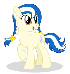 Size: 2491x2622   Tagged: safe, artist:up-world, oc, oc:anagua, pony, nation ponies, nicaragua, ponified, simple background, solo, transparent background