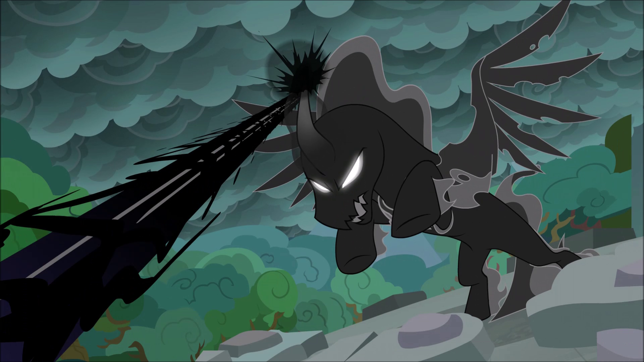 1554967 Dark Magic Darkness Magic Pony Of Shadows Safe