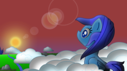 Size: 1920x1080 | Tagged: safe, artist:hyper dash, oc, oc only, solo