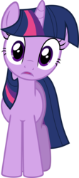 Size: 2670x5994 | Tagged: artist:dusk2k, high res, pony, safe, secret of my excess, simple background, solo, transparent background, twilight sparkle, vector