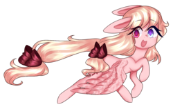 Size: 1208x762 | Tagged: artist:lnspira, female, heterochromia, mare, oc, oc:dream whisper, oc only, open mouth, pegasus, pony, safe, simple background, solo, spread wings, transparent background, wings
