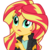 Size: 10000x10000   Tagged: safe, artist:sunshi, sunset shimmer, equestria girls, friendship games, absurd resolution, clothes, female, jacket, leather jacket, open mouth, simple background, solo, transparent background, vector