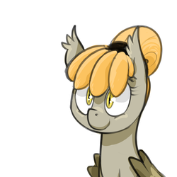 Size: 900x900 | Tagged: artist:whydomenhavenipples, bat pony, oc, oc:luca, oc only, safe, smiling, solo