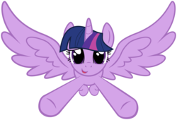 Size: 967x658 | Tagged: adorkable, alicorn, artist:coppercore, cute, dork, female, flying, glomp, it's coming right at us, looking at you, mare, safe, simple background, solo, svg, .svg available, transparent background, twilight sparkle, twilight sparkle (alicorn), vector