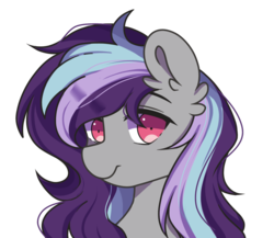Size: 1023x887 | Tagged: safe, artist:sketchyhowl, oc, oc only, oc:sketchy howl, pegasus, pony, bust, female, mare, portrait, simple background, solo, style emulation, transparent background