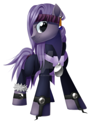 Size: 1024x1379 | Tagged: safe, artist:centchi, oc, oc only, oc:caius ballad, pony, clothes, male, simple background, solo, stallion, transparent background, watermark