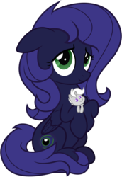 Size: 3000x4369 | Tagged: safe, artist:pirill, derpibooru exclusive, oc, oc only, oc:mythos gray, oc:star dream, pegasus, pony, 2018 community collab, derpibooru community collaboration, absurd resolution, cute, greystar, looking at you, ocbetes, plushie, simple background, solo, transparent background, vector