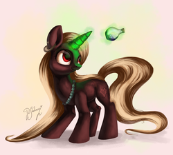 Size: 1900x1711 | Tagged: artist:shivannie, female, gift art, mare, oc, oc only, oc:thorn heart, pony, safe, unicorn