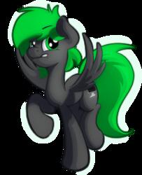 Size: 2026x2500 | Tagged: safe, artist:sharemyshipment, oc, oc only, oc:bytewave, pegasus, pony, male, simple background, stallion, transparent background