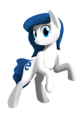 Size: 2000x3000 | Tagged: safe, artist:expression2, oc, oc only, oc:edge, earth pony, pony, 2018 community collab, derpibooru community collaboration, browser ponies, microsoft, microsoft edge, rearing, simple background, solo, transparent background