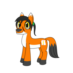 Size: 1000x1000 | Tagged: 2018 community collab, artist:neoryan2, derpibooru community collaboration, looking at you, oc, oc only, pony, safe, simple background, smiling, solo, transparent background