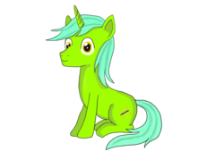 Size: 1600x1200 | Tagged: safe, artist:infinityr319, oc, oc only, oc:stylus glow, pony, unicorn, 2018 community collab, derpibooru community collaboration, male, simple background, sitting, transparent background
