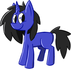 Size: 972x944 | Tagged: 2018 community collab, artist:doodlegamertj, blank flank, derpibooru community collaboration, oc, oc:faintshadow, oc only, safe, simple background, solo, transparent background, unicorn