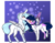 Size: 2928x2307   Tagged: safe, artist:sweetmelon556, oc, oc only, oc:feather cloud, oc:morana, pegasus, pony, blushing, female, high res, kissing, mare, multicolored hair