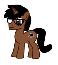 Size: 1000x1113 | Tagged: glasses, oc, oc:codebreaker, oc only, pony, safe, simple background, solo, transparent background, unicorn