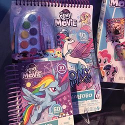 Size: 1200x1200   Tagged: safe, fluttershy, pinkie pie, queen novo, rainbow dash, twilight sparkle, alicorn, pony, seapony (g4), my little pony: the movie, irl, merchandise, photo, seaponified, seapony fluttershy, species swap, that pony sure does love being a seapony, toy fair, toy fair 2017, twilight sparkle (alicorn)
