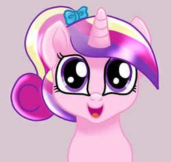 Size: 1024x968 | Tagged: safe, artist:kuromi, princess cadance, my little pony: the movie, cute, cutedance, female, solo, teen princess cadance