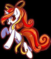 Size: 1397x1613   Tagged: safe, artist:nuryndork, oc, oc only, oc:dragon roll, pony, unicorn, female, mare, solo