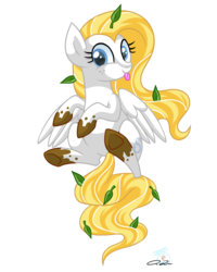 Size: 1400x1750 | Tagged: safe, artist:iheartjapan789, oc, oc only, oc:cobalt tangle, pegasus, pony, female, mare, simple background, solo, tongue out, transparent background