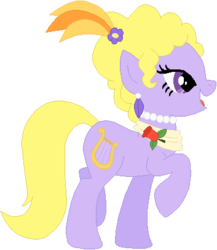 Size: 353x407 | Tagged: safe, artist:ra1nb0wk1tty, lyrica lilac, pony, simple background, solo, white background