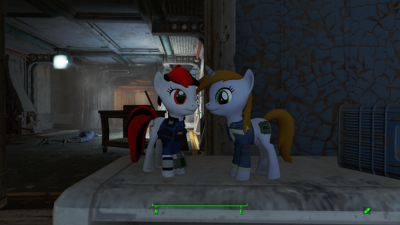 1396537 - clothes, fallout 4, fallout equestria, fanfic