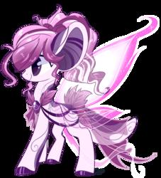 Size: 1024x1129   Tagged: safe, artist:nuryndork, oc, oc only, original species, pony, solo