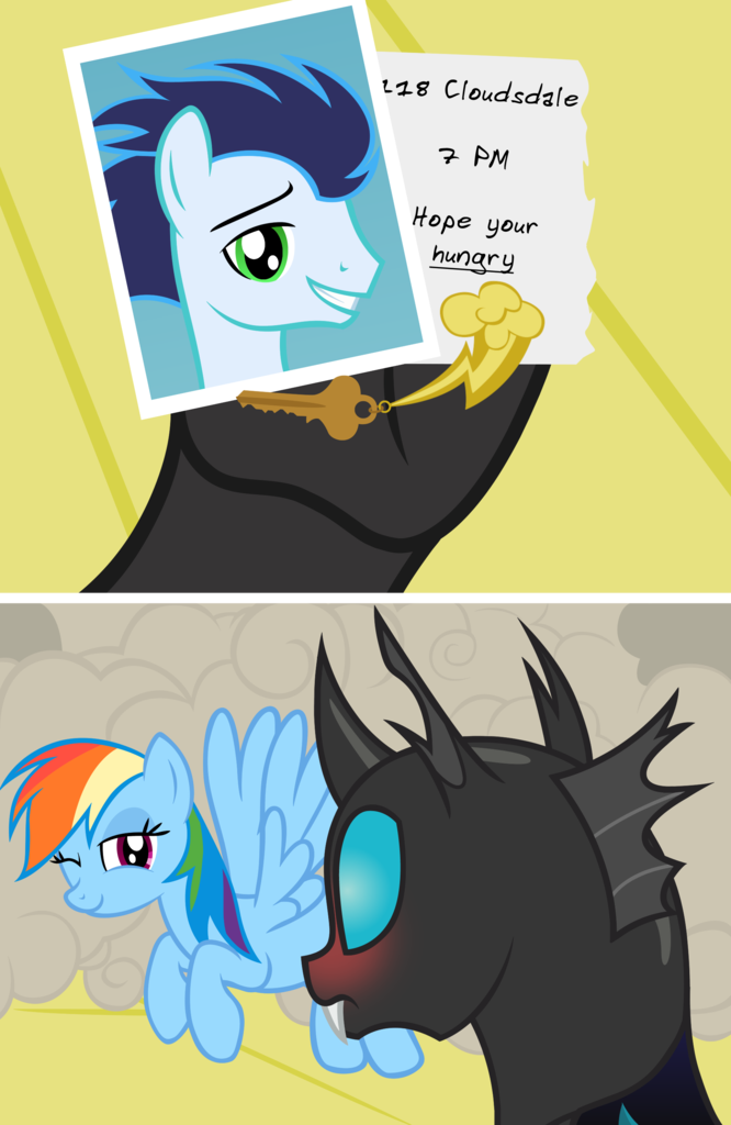 How To Tell Your Friends Youre Dating A Changeling