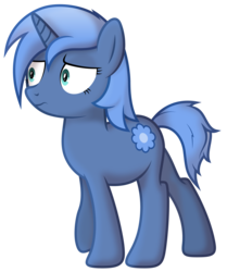 Size: 3490x4180 | Tagged: safe, artist:djdavid98, oc, oc only, oc:paamayim nekudotayim, pony, absurd resolution, shading, shading practice, simple background, solo, transparent background, vector