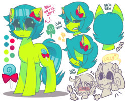 Size: 1050x850 | Tagged: angry, artist:lolly-jpg, bow, earth pony, mouth hold, oc, oc:lolly, oc only, pony, safe, solo