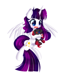 Size: 2500x3200 | Tagged: safe, artist:togeticisa, oc, oc only, oc:twily star, alicorn, pony, alicorn oc, female, mare, simple background, solo, transparent background